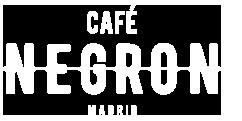 CAFE NEGRON